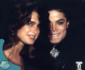 Michael Jackson & Brooke Shields