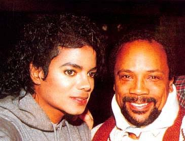 Michael Jackson & Quincy Jones