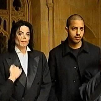 Michael Jackson & David Blaine